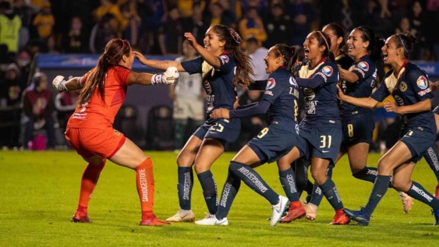 América femenil inicia defensa del título ante León