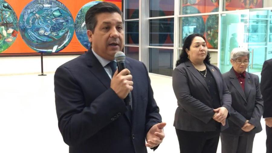Texas y Tamaulipas seguirán trabajando en conjunto: FGCV
