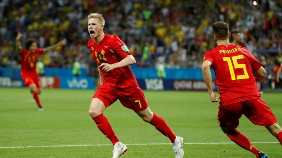 Bélgica elimina a Brasil y pasa a la semifinal del Mundial