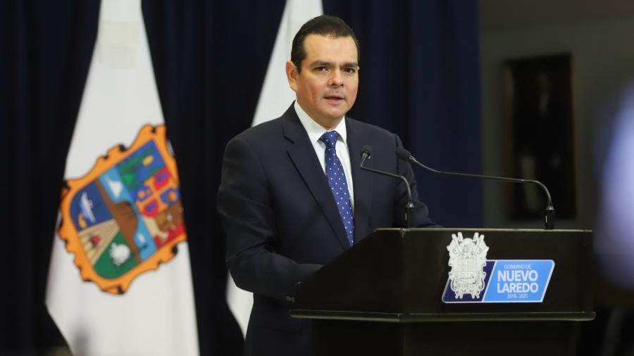Llama Rivas a Federación a atender caravana migrante