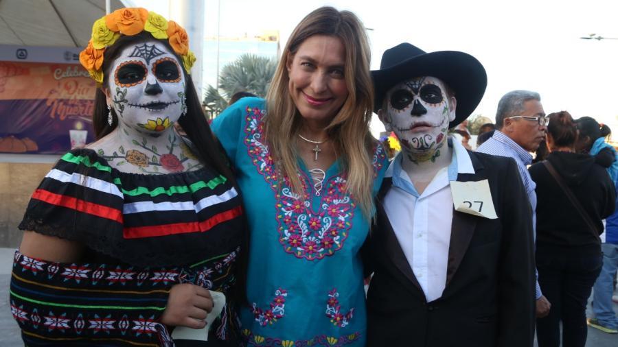 Reynosa se prepara para celebración del Día de Muertos