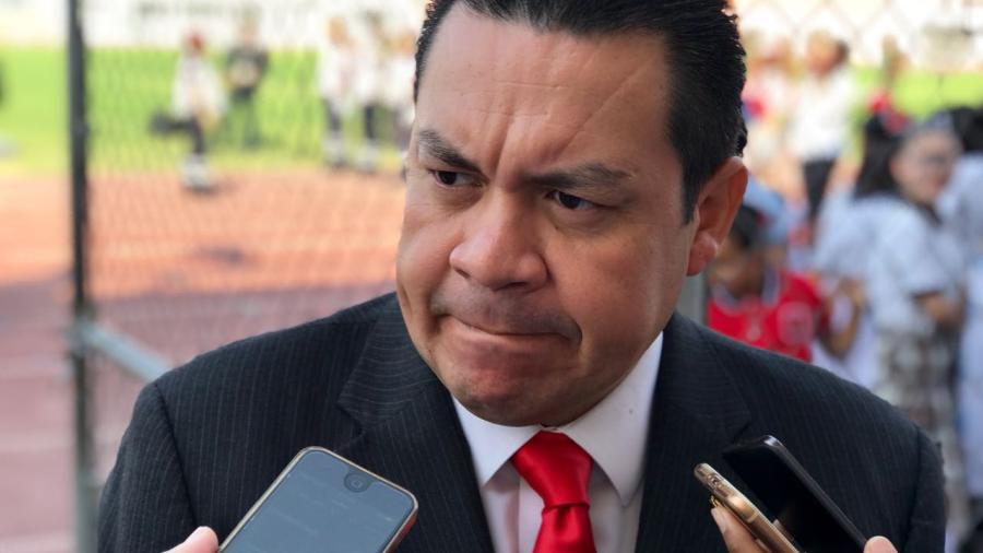 Renuncia delegado de gobernación Rabindranath Juárez Mayorquín