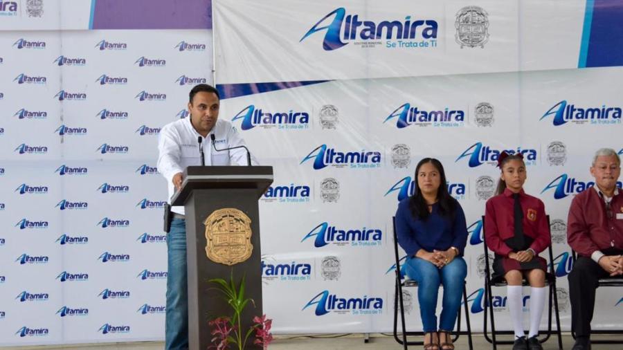 Tendrán continuidad los proyectos educativos en Altamira
