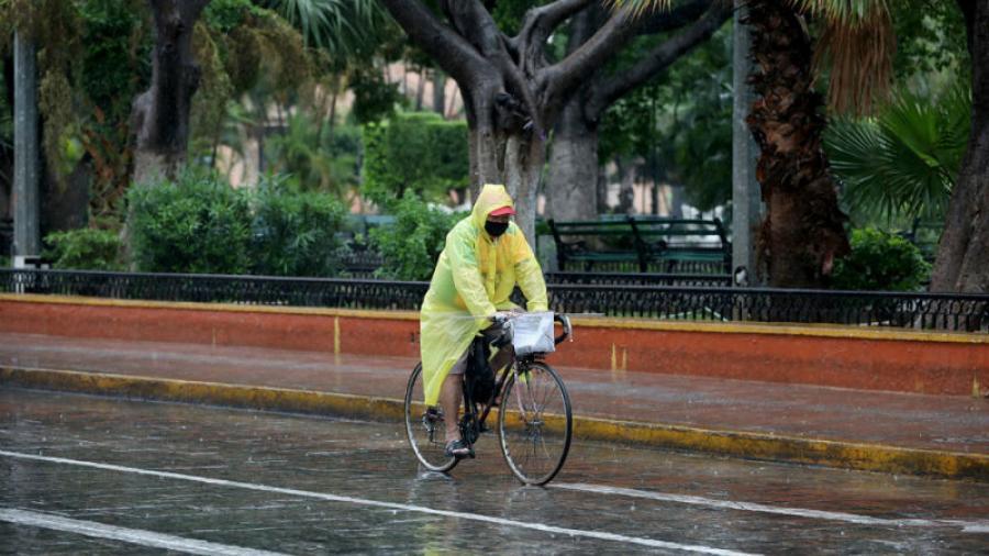 Se pronostican lluvias puntuales intensas en varios estados del país