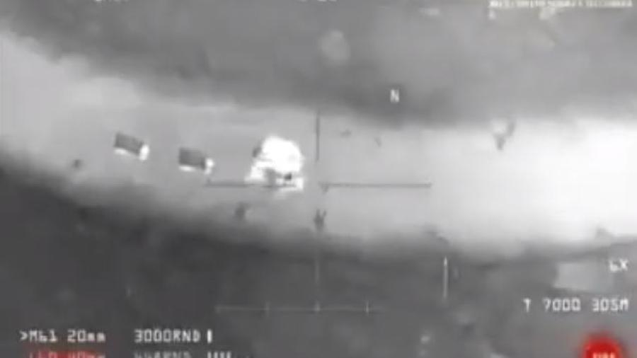 Difunden vídeo de ataque a Soleimani con drones