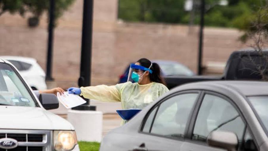 Casos de COVID-19 en Condado Hidalgo, Cameron y la cd de Laredo, Tx