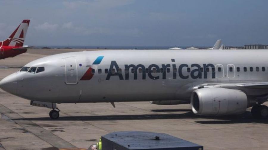 American Airlines suspende todos sus vuelos a Venezuela