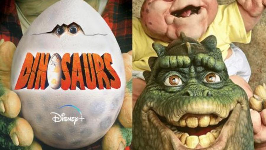 """¡Justo en la infancia! Anuncia Disney que """"Dinosaurios"""" estará incluido en los estrenos de agosto"""