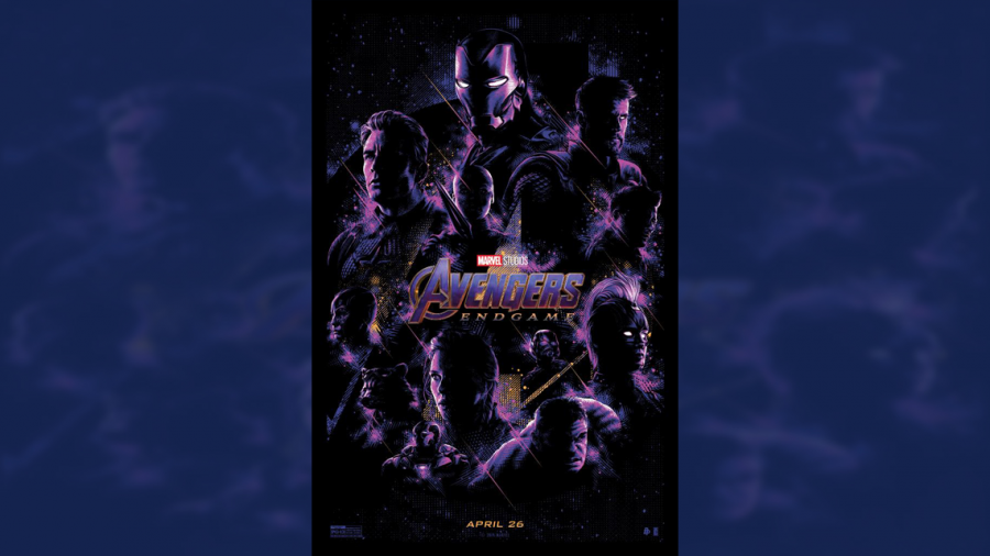 "El nuevo póster de ""Avengers:Endgame"""