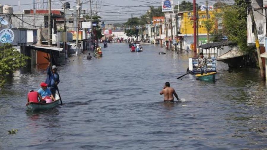 Condado Starr sufre afectaciones tras fuertes lluvias