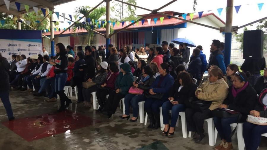 Se preparan ante el incremento en la demanda educativa para escuelas de Altamira