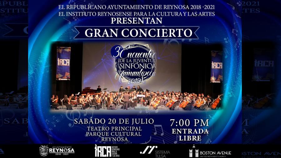 Inicia en Reynosa Tercer Encuentro de la Juventud Sinfónica Tamaulipeca
