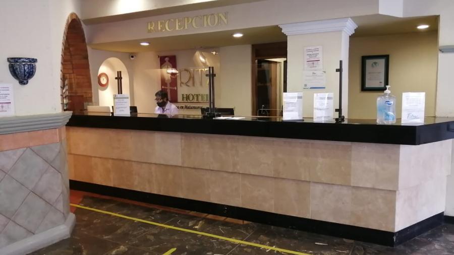 Terminamos mal el 2020 y empezamos peor el 2021: Hoteleros de Matamoros