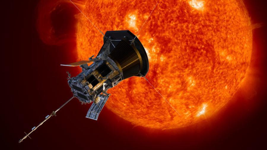 Sonda Parker se acerca al Sol a una distancia récord