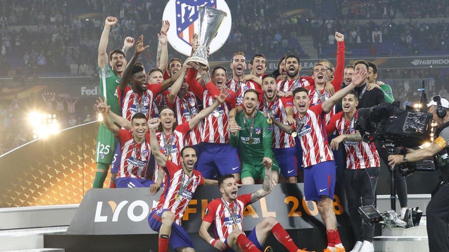 ¡Atlético de Madrid es campeón de Europa por tercera ocasión!