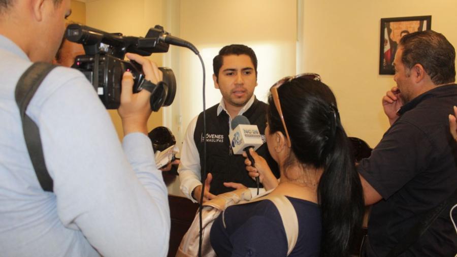 """Jóvenes Tamaulipas invita a regalar sonrisas con el """"JUGUETAM"""""""