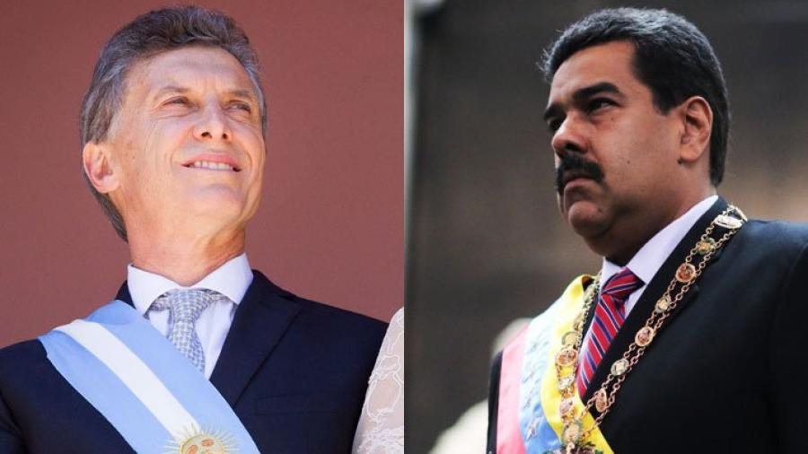 Argentina suspende acuerdo de visas con Venezuela tras toma de protesta de Maduro