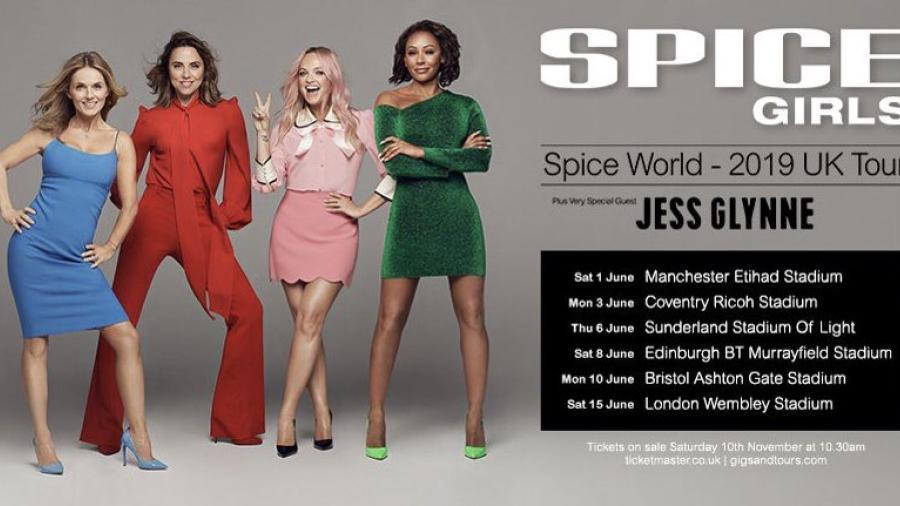 ¡Las Spice Girls están de regreso!