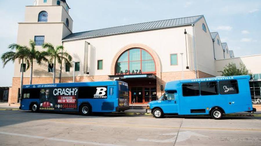 Brownsville inicia construcción de estación de autobuses para comunidades rurales