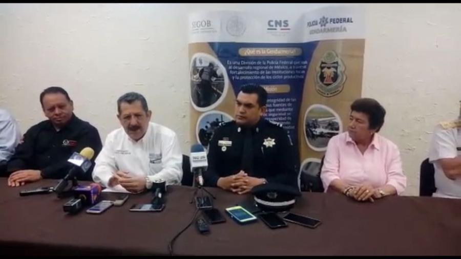 No hay suficientes policías en Tamaulipas: Secretario de Seguridad