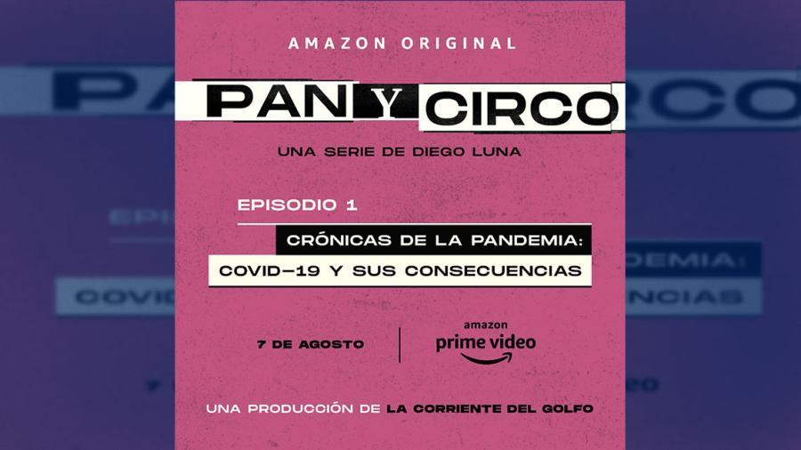 """¡Conoce los temas de los tres primeros capítulos de """"Pan y Circo""""!"""