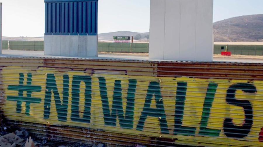 """Anuncia EU nuevo sistema para el """"Muro virtual"""" en la frontera con México"""
