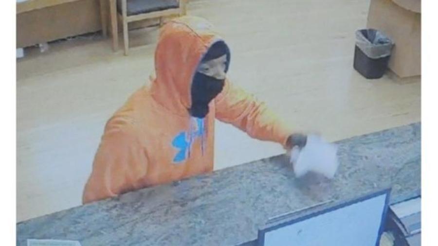 Cae presunto asaltante de banco en McAllen