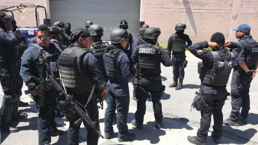 Policías estatales encabezan denuncias en la CODHET