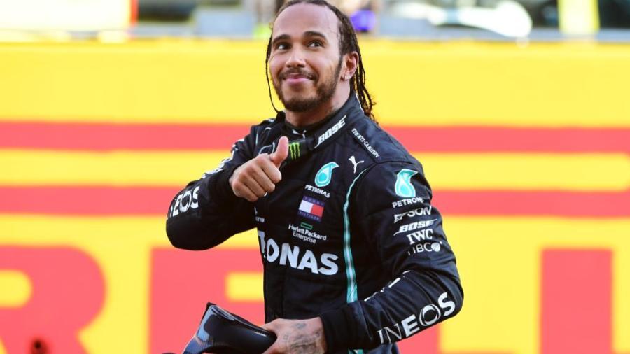 Hamilton se lleva el GP de la Toscana