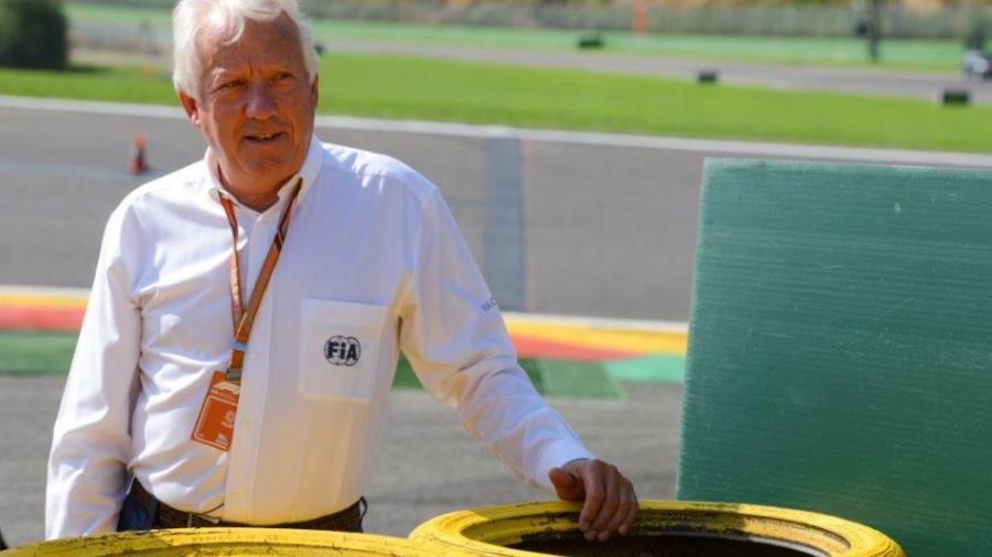 Fallece Charlie Whiting, director de carrera de la Formula Uno