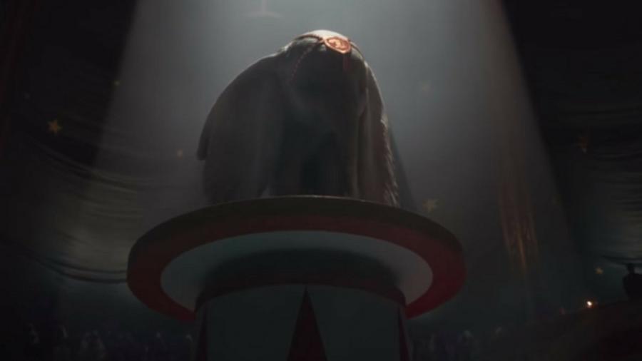 ¡Mira el primer tráiler de Dumbo!