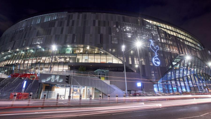 El Tottenham Hotspur Stadium abrirá sus puertas al boxeo