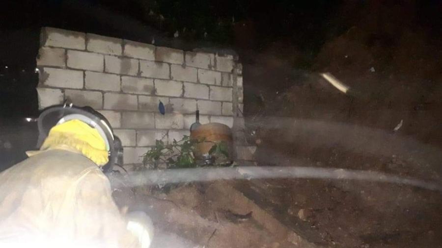 Deslave de un cerro en Puebla provoca la muerte de siete personas