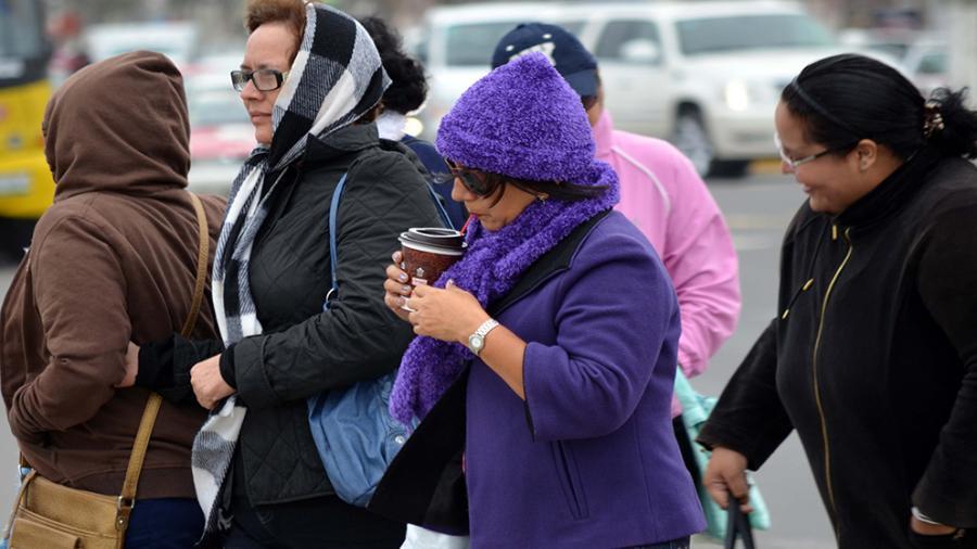 Segunda tormenta invernal y frentes fríos causarán bajas temperaturas
