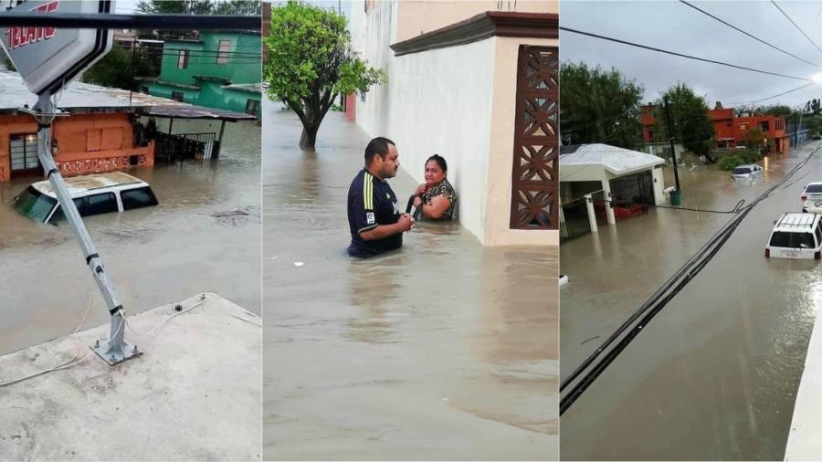 Alerta Maki Ortiz por posibles desbordamientos del Río Bravo