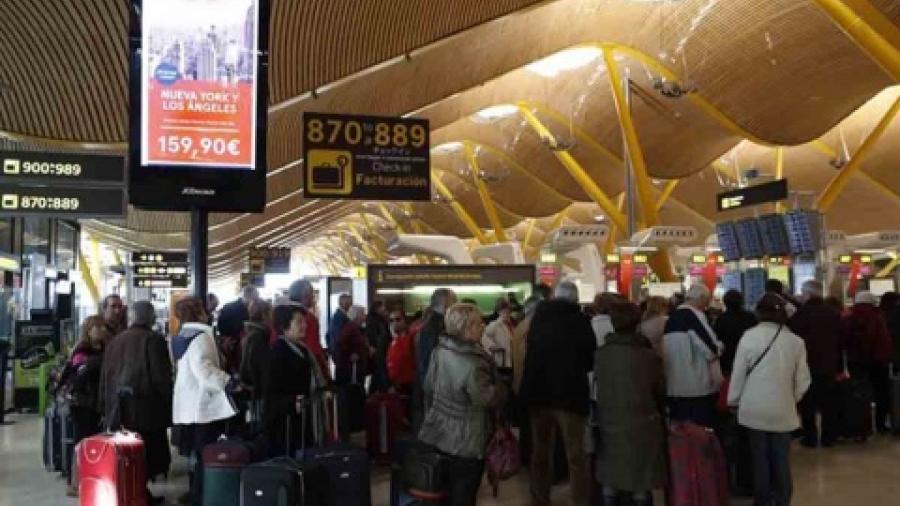 Mexicana es atacada en aeropuerto de Madrid