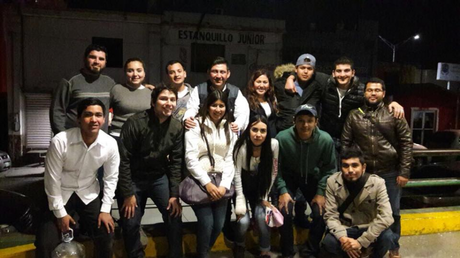 Jóvenes Tamaulipas comprometido en fortalecer la labor social