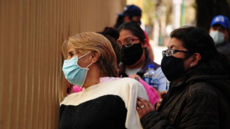 Suma México 3 millones 597 mil 168 casos de COVID-19