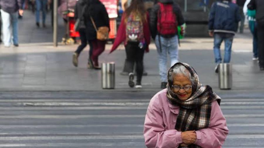 Pronostican baja de temperaturas en noreste, centro y oriente de México