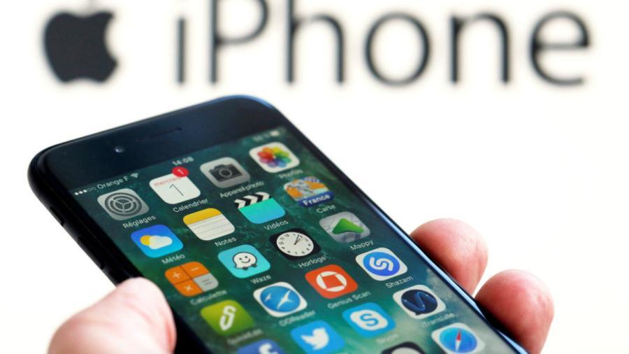 Ventas del iPhone se desploman en China