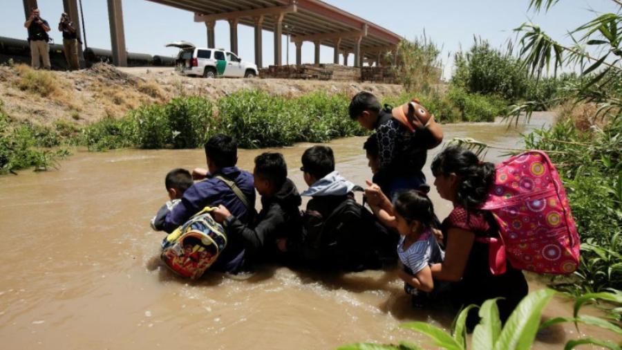 Patrulla Fronteriza busca a menor de tres años en el Río Grande