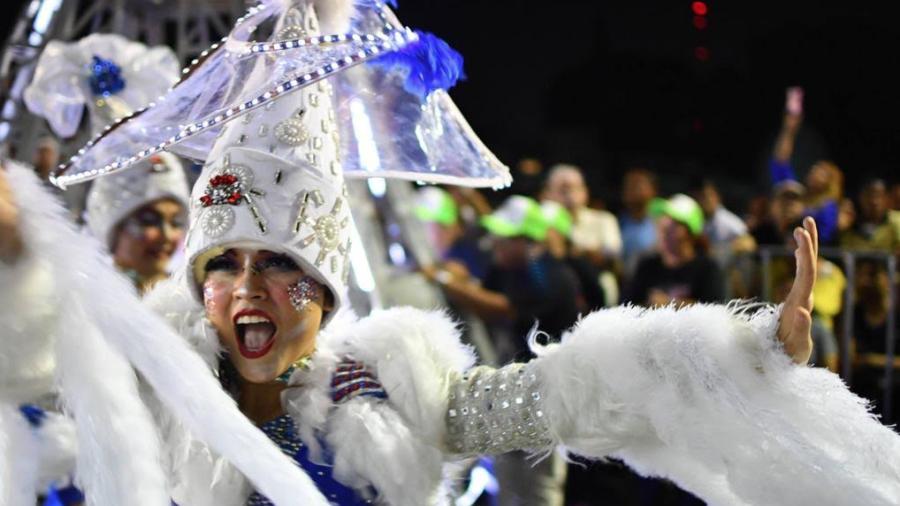 Todo listo para el inicio del Carnaval Tam 2020