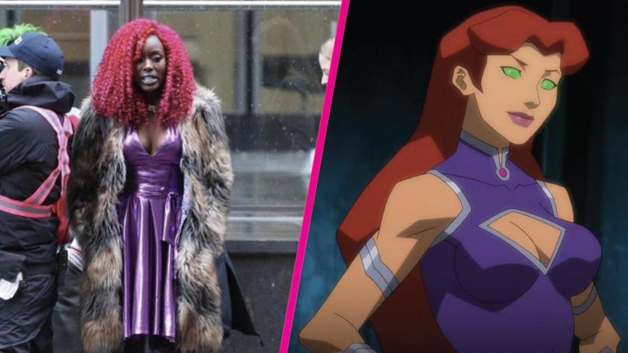 Interpretes de Teen Titans en su Live-action causan polémica