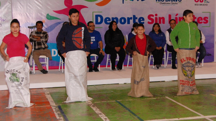 DIF Río Bravo Fomenta la Inclusión de las Personas con Discapacidad