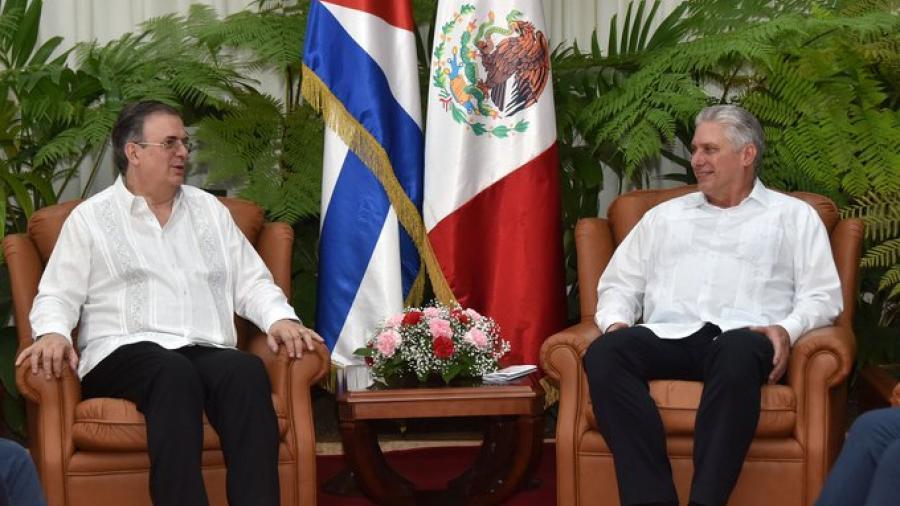 Marcelo Ebrad visita Cuba para fortalecer las relaciones bilaterales