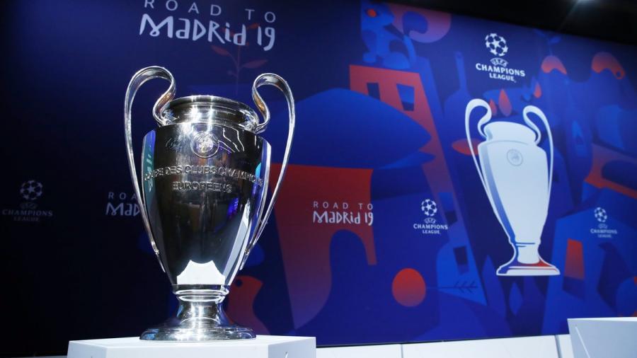 Así se jugarán los cuartos de final de la Liga de Campeones