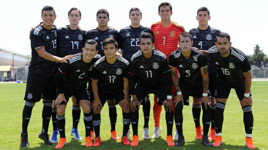 México se queda con el tercer lugar en el Torneo Maurice Revello