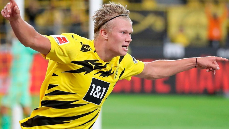 Borussia Dortmund declara sobre el futuro de Haaland