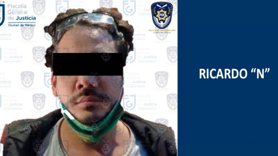 Tras recibir sentencia por violación, Rix paga fianza y es liberado