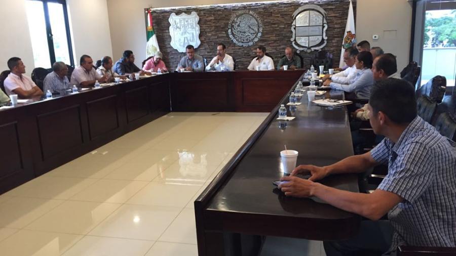 Consejo de desarrollo rural se reúne
